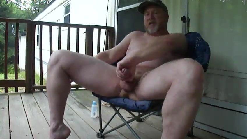 Crazy bukkake squirting