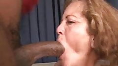 Big Butt Latin Grandma - 105
