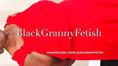 Big Ass Big Hips Gray haired Indian Granny Upskirt