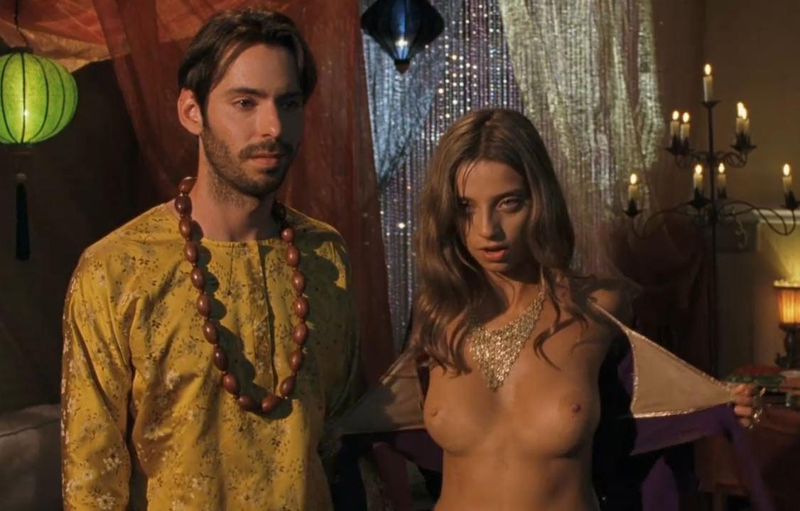 Angela movie nude scene