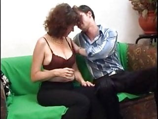 Real hairy cunts - Russian mature with a real hairy cunt