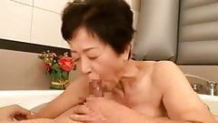 Japanese Grandmother 5