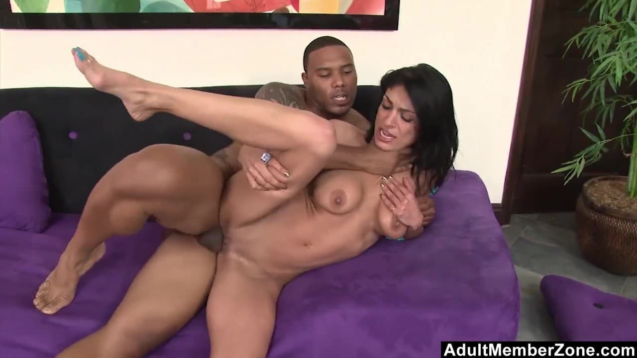 MIA KHALIFA FUN WITH TWO COCKS ONE IS BLACK & ONE IS WHITE
