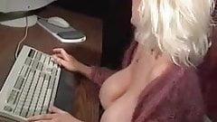 SaRenna at work