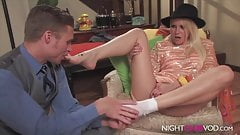 Hot Blonde ANAL Fucked and cum on ASS's Thumb