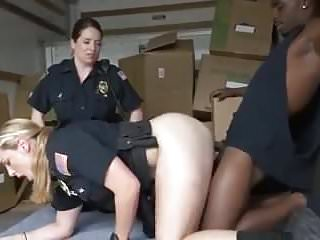 Big Booty Pawg Police Takes BBC