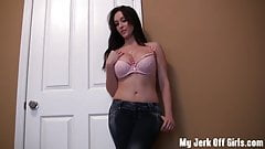 Unzip your pants and take out your cock JOI