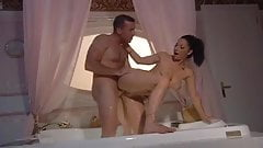big tits fucked in bathtub