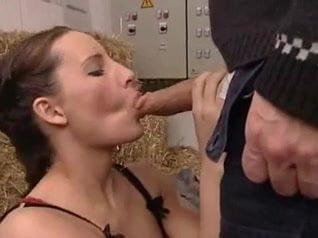 Warum liegt da stroh porno