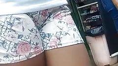 pacote da novinha de shortinho delicia (teen hot pussy) 234