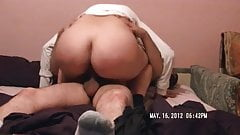phat ass girlfriend #2 homemade