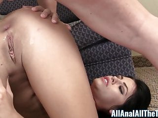 Preview 6 of Teen Anal Queen Adriana Chechik Loves To Get Ass Fucked