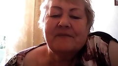 Russian Granny Skype Tonge Play