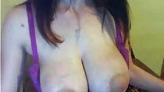 Veiny Milking Webcam Girl