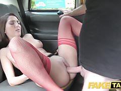 Fake Taxi Drivers big dick fucks latina tight wet pussy