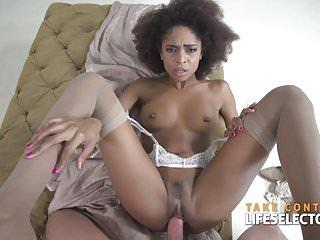 Luna Corazon Hardcore Interracial Penetration