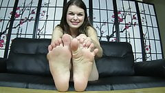 POV Foot Worship 2 TRAILER
