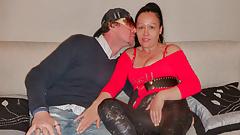 AmateurEuro - Hot Amateur 69 Sex And Blowjob With Fabiana B.