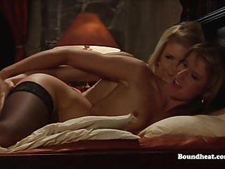 Young Hot Lesbian Girls Pleasuring Their Mistress
