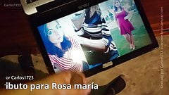 Tributo para Rosa maria