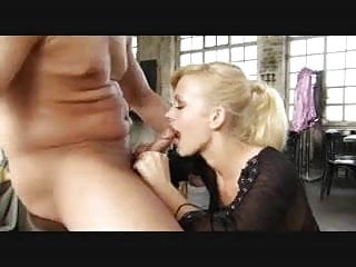 Busty Mature Beauty Fucked By Young Guy