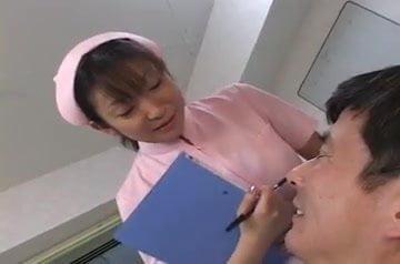 Xhamster japanese nurse