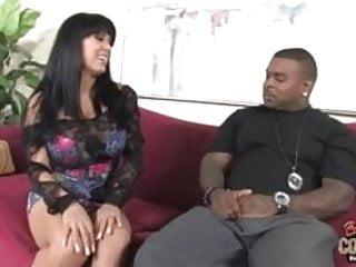 Busty Sienna West Gets Anal Creampie From Fat Black Cock