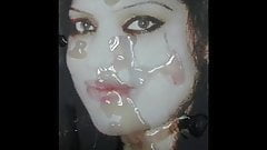 Gman Cum on Face of an Indian Beauty (tribute)