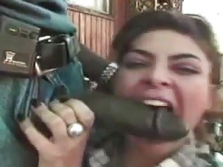 Sucking A Construction Worker