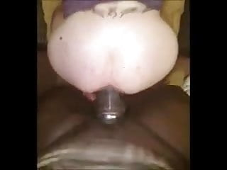 White Girl Stretched By BBC