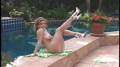 Kira Reed strip