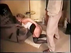 mature white wife loves black cock in her ass