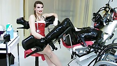 Lady Lilith - Rubber Clinic Exxtreeem's Thumb