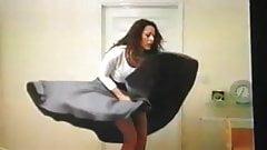 Slow Mo Skirt Blow