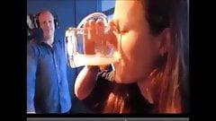 Semen Drinking