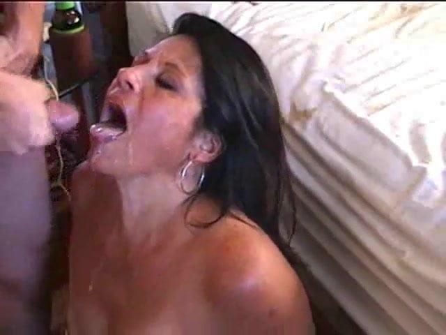 Amateur Latina Bbc Facial