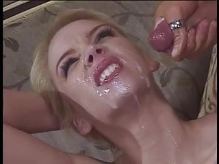 Nasty fuck slut loves getting her pussy and asshole fucked at the same time