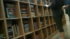 Hot Bookstore Babe