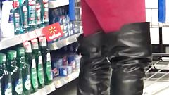 Big ol black booty