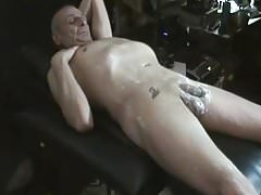 SL-LEATHER DOING A BODY SHAVE ON MY FRIEND ROXX-39