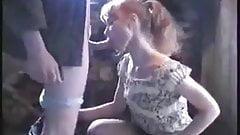 Russian beautiful teen