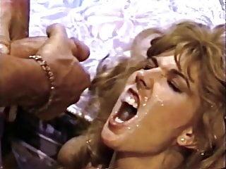 Christi Receives a Gang Facial