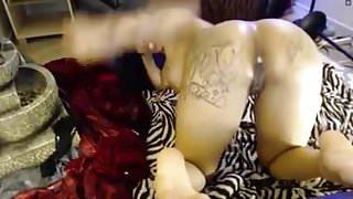 Latina Webcam Anal Dildo