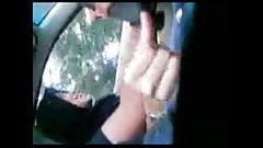 Malay girls giving handjobs in cars