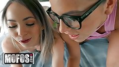 Share My BF - Adriana Chechik Angel Smalls - Squirting Babes
