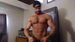 AustinLongjack webcam touching & showing hot