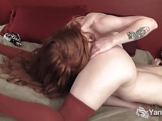 Sexy Lesbians Ruth And Khloe Pleasing Their Pussies