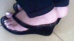 arabic milf sexy feet