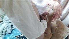 sex doll blowjob