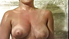 busty saggy hanger shower lbm